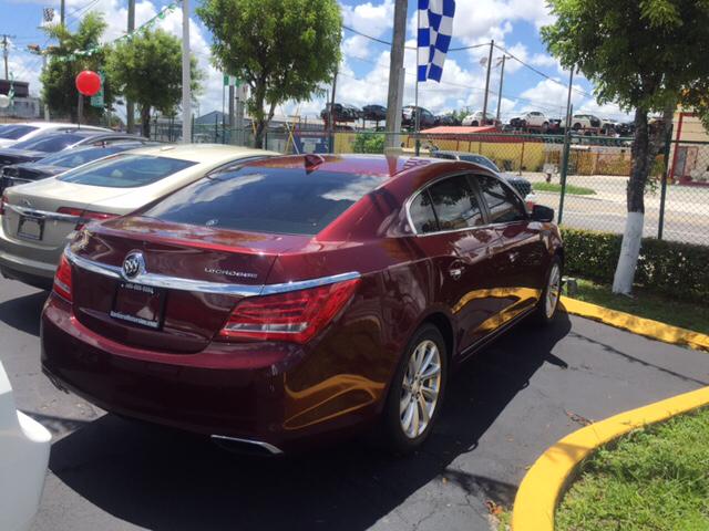2015 Buick LaCrosse Leather 4dr Sedan - Hialeah FL