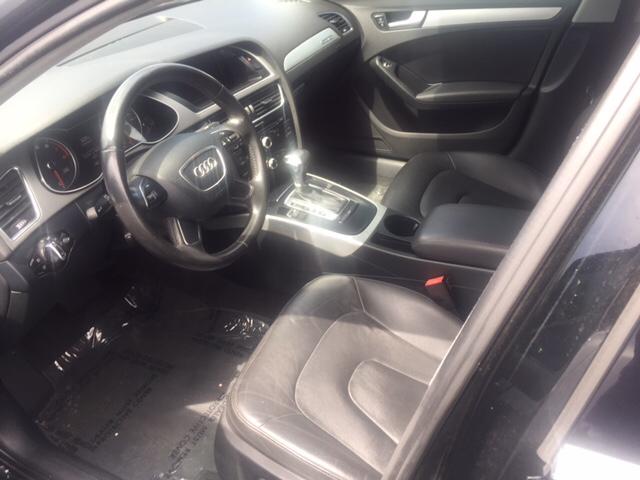 2013 Audi A4 2.0T quattro Premium AWD 4dr Sedan 8A - Hialeah FL