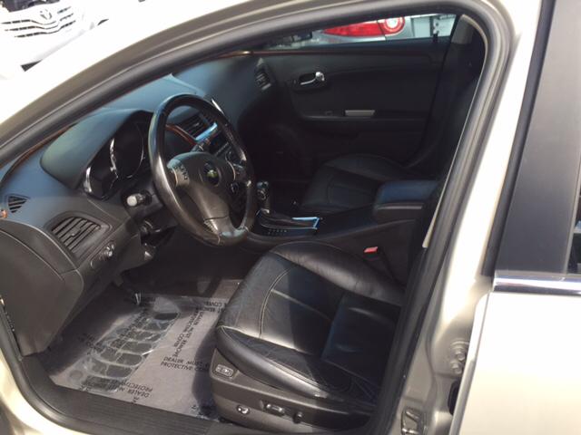 2012 Chevrolet Malibu LTZ 4dr Sedan w/1LZ - Hialeah FL