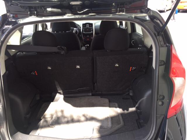 2016 Nissan Versa Note SV 4dr Hatchback - Hialeah FL