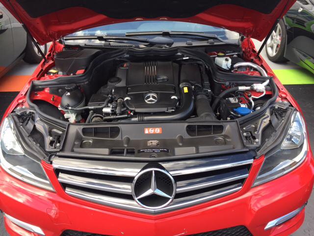 2014 Mercedes-Benz C-Class C 250 Luxury 4dr Sedan - Hialeah FL