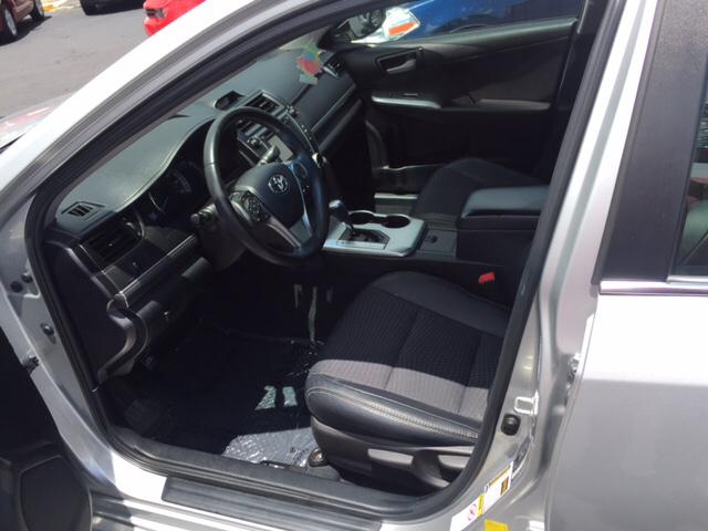 2014 Toyota Camry LE 4dr Sedan - Hialeah FL