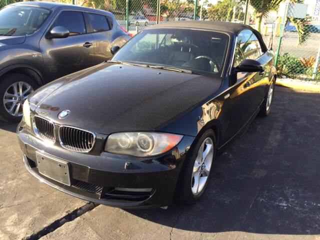 2008 Bmw 1 Series 128i 2dr Convertible In Hialeah FL - Barbara ...