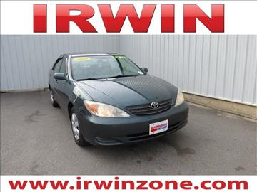 2002 Toyota Camry for sale in Laconia, NH