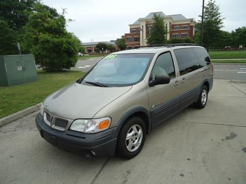 2000 Pontiac Montana for sale in Newport News, VA