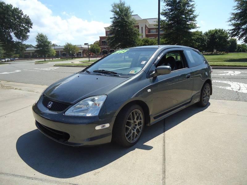 2002 Honda Civic Si 2dr Hatchback   Newport News VA