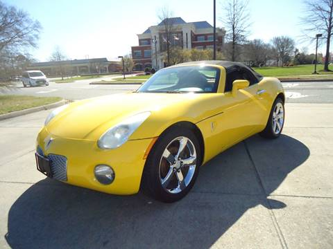 2007 Pontiac Solstice for sale in Newport News, VA