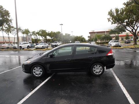 2010 Honda Insight for sale in Hollywood, FL