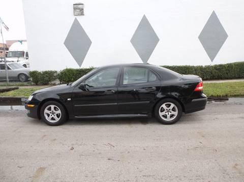 2004 Saab 9-3 for sale in Hollywood, FL
