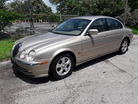 2000 Jaguar S Type For Sale In Pompano Beach, FL