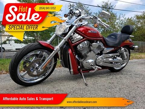 2005 Harley-Davidson V-Rod for sale in Pompano Beach, FL