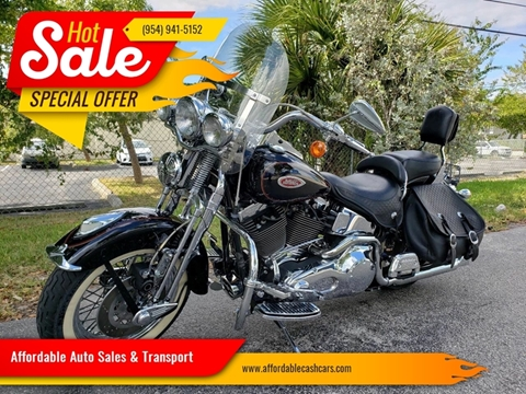 2002 Harley-Davidson Softail for sale in Pompano Beach, FL