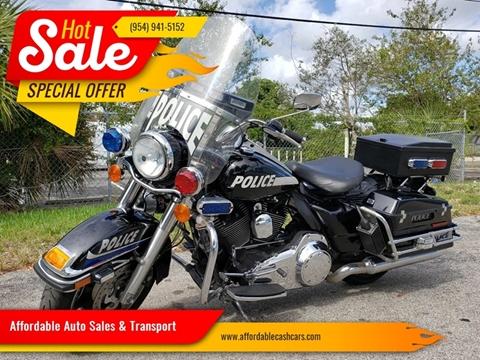 2009 Harley-Davidson Road King for sale in Pompano Beach, FL