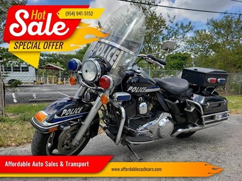 2010 Harley-Davidson Road King for sale in Pompano Beach, FL