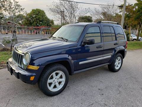 2006 Jeep Liberty for sale in Pompano Beach, FL