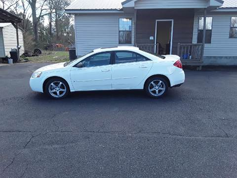 2007 Pontiac G6 for sale in Hattiesburg, MS