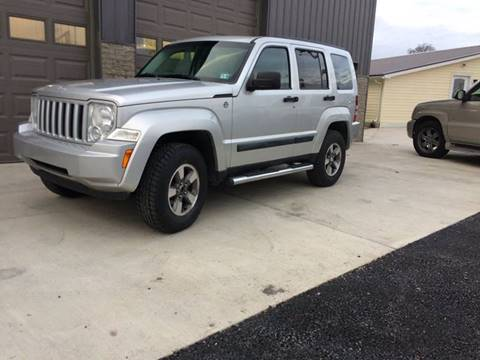 2008 Jeep Liberty for sale in Roaring Spring, PA