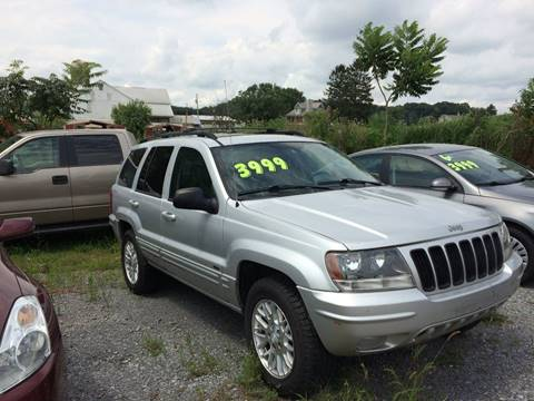 2003 Jeep Grand Cherokee for sale in Roaring Spring, PA
