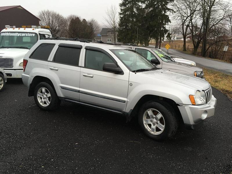 2007 Jeep Grand Cherokee For Sale At SMITH FAMILY CAR STORE INC In Roaring  Spring PA