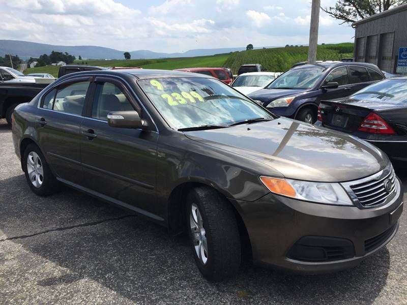 Perfect 2009 Kia Optima For Sale At SMITH FAMILY CAR STORE INC In Roaring Spring PA