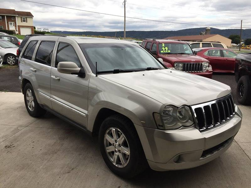 2008 Jeep Grand Cherokee For Sale At SMITH FAMILY CAR STORE INC In Roaring  Spring PA