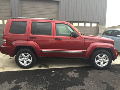 2012 Jeep Liberty for sale in Roaring Spring, PA