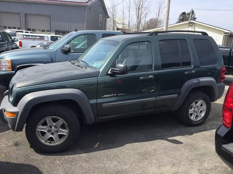 2002 Jeep Liberty for sale in Roaring Spring, PA