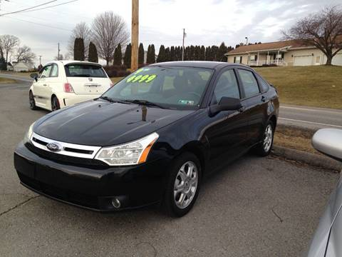 2009 Ford Focus for sale in Roaring Spring, PA