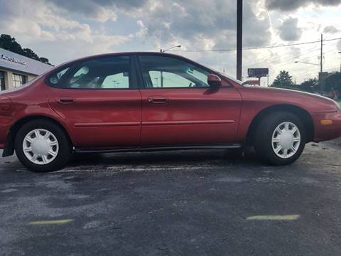 1997 Ford Taurus for sale in Greenville, NC