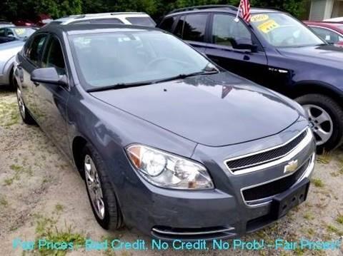 2009 Chevrolet Malibu for sale in Adams, MA