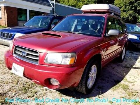 2004 Subaru Forester for sale in Adams, MA
