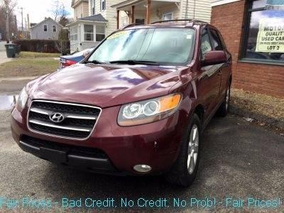 2007 Hyundai Santa Fe for sale in Adams, MA
