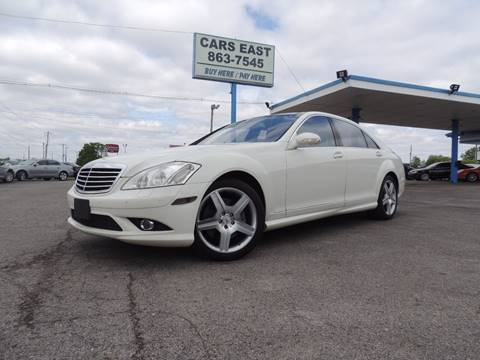 2008 Mercedes-Benz S-Class for sale in Columbus, OH