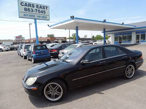 2001 Mercedes-Benz S-Class for sale in Columbus, OH