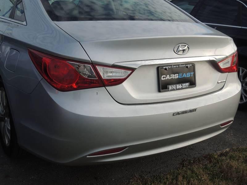 2011 Hyundai Sonata Limited 4dr Sedan In Columbus OH - Cars East