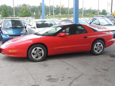 1995 Pontiac Firebird for sale in Columbus, OH