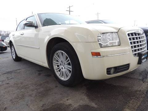 2010 chrysler 300 convertible