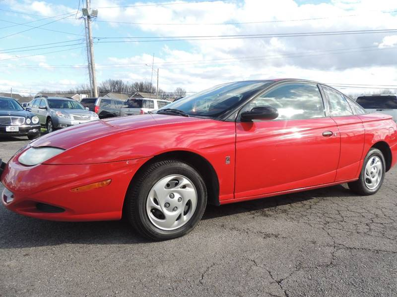 2002 Saturn S Series Sc1 3dr Coupe In Columbus Oh Cars East