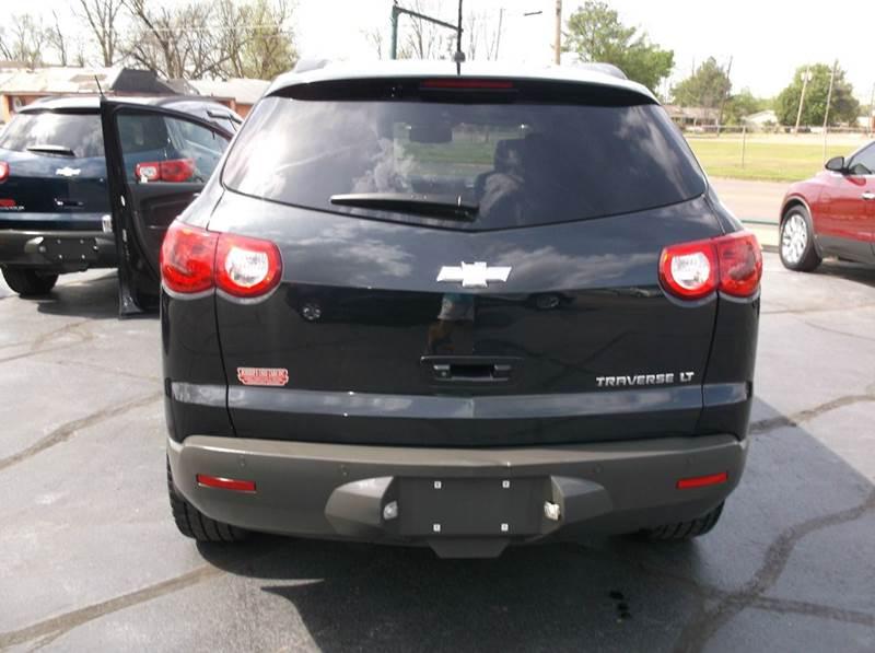 2012 Chevrolet Traverse LT 4dr SUV w/ 1LT - Forrest City AR
