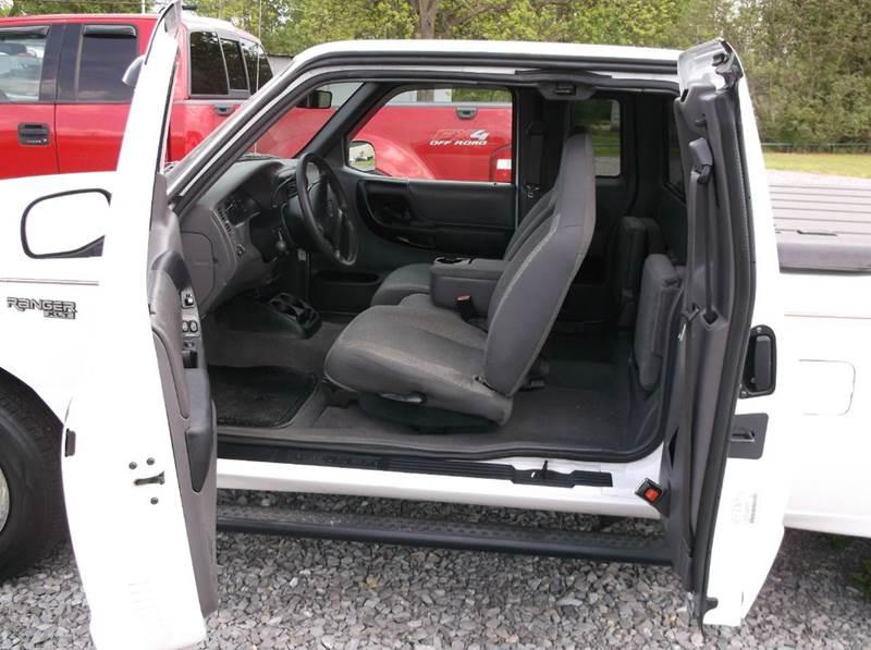 2002 Ford Ranger 4dr SuperCab XLT Appearance 2WD SB - Forrest City AR