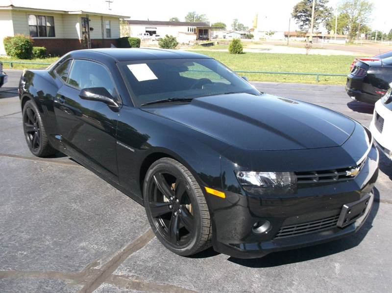 2014 Chevrolet Camaro LT 2dr Coupe w/1LT - Forrest City AR