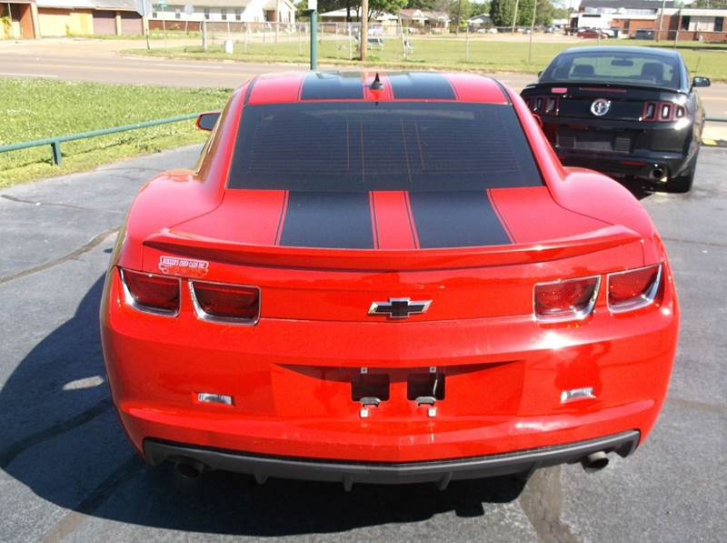 2012 Chevrolet Camaro LS 2dr Coupe w/2LS - Forrest City AR