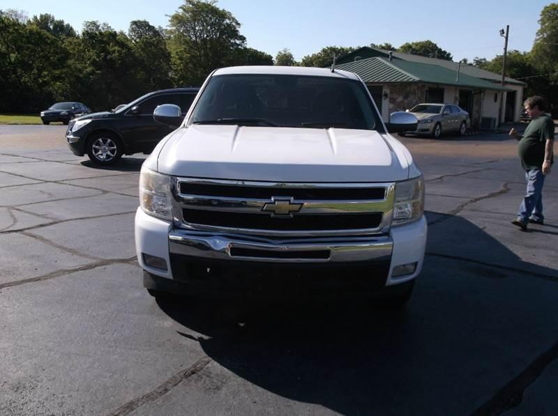 2009 Chevrolet Silverado 1500 4x2 LT 4dr Extended Cab 6.5 ft. SB - Forrest City AR