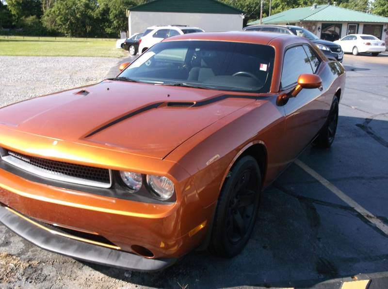 2011 Dodge Challenger Rallye 2dr Coupe - Forrest City AR