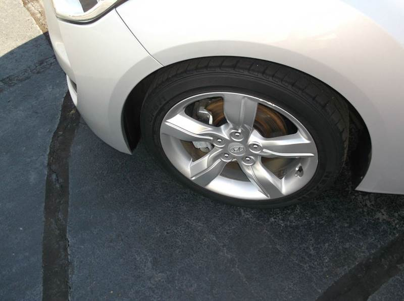 2013 Hyundai Veloster 3dr Coupe - Forrest City AR