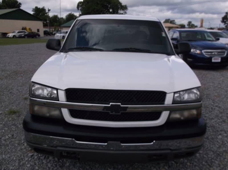 2003 Chevrolet Silverado 1500 4dr Extended Cab LS Rwd SB - Forrest City AR