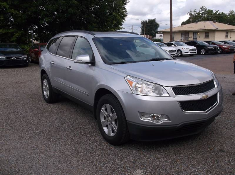 2010 Chevrolet Traverse LT 4dr SUV w/1LT - Forrest City AR