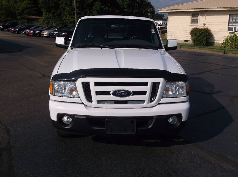 2011 Ford Ranger 4x2 Sport 4dr SuperCab - Forrest City AR