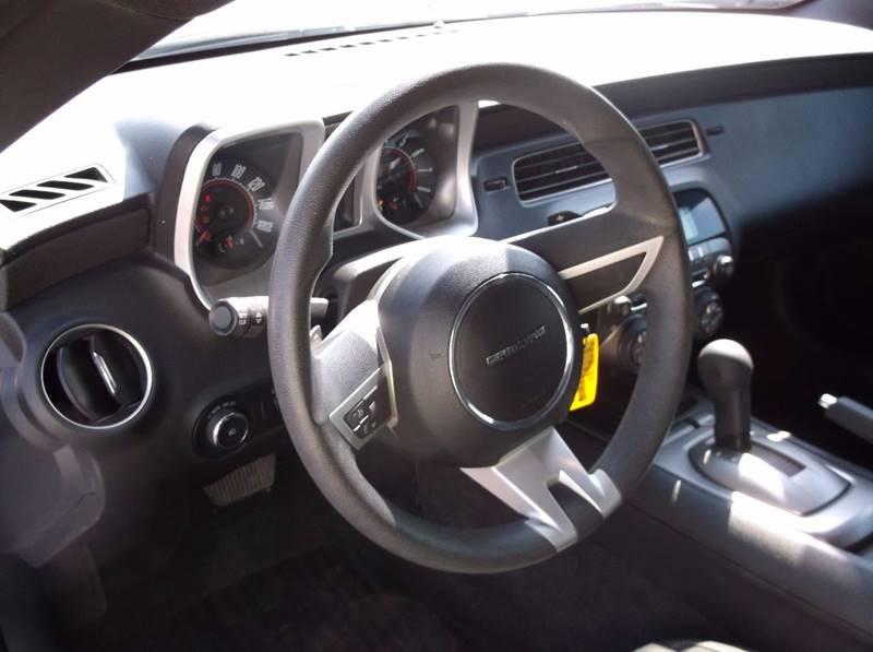 2010 Chevrolet Camaro LT 2dr Coupe w/1LT - Forrest City AR