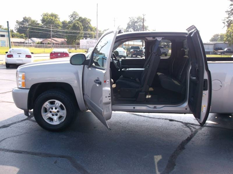 2008 Chevrolet Silverado 1500 2WD LT2 4dr Extended Cab 6.5 ft. SB - Forrest City AR
